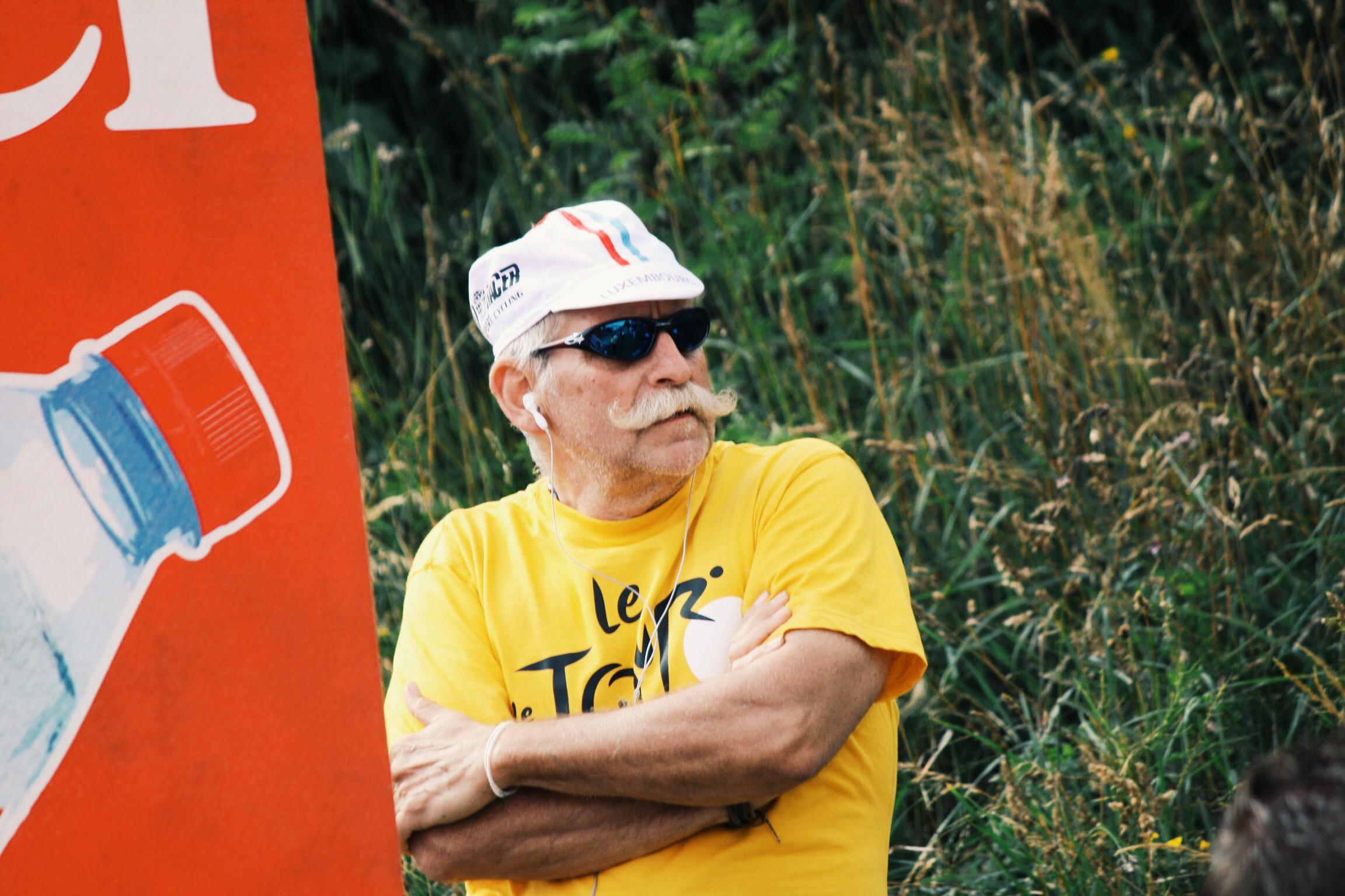 Moustache Tour de France