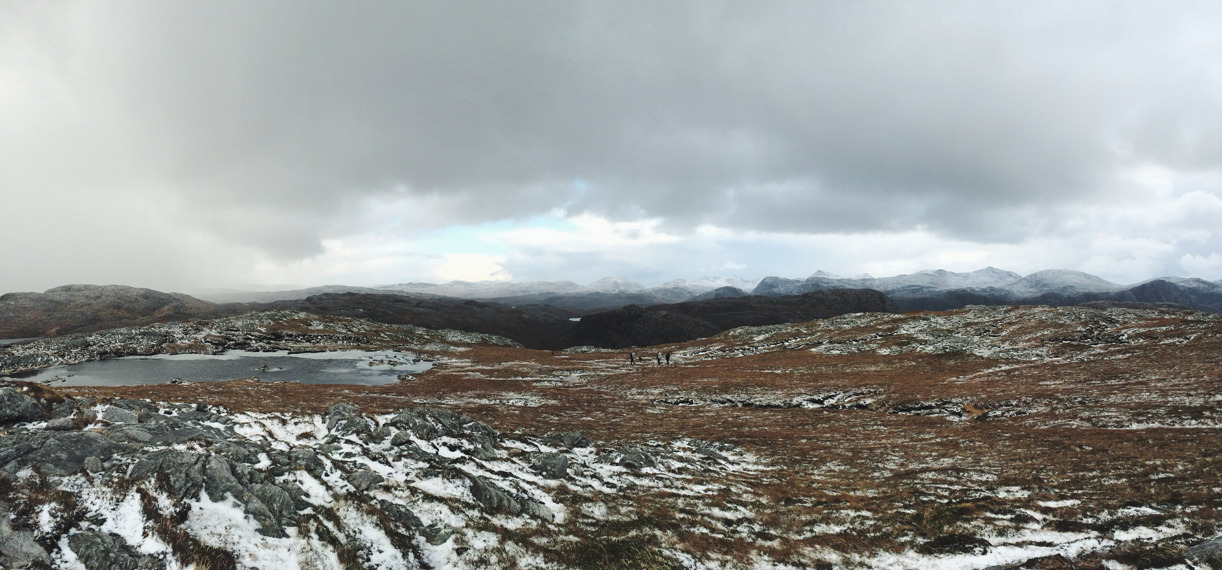 Hilltop panoramic