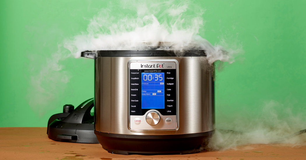 Inside the Home of Instant Pot (NYT, 2017)