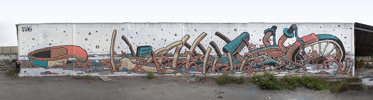 2012  Abandoned factory,  Catalunya.