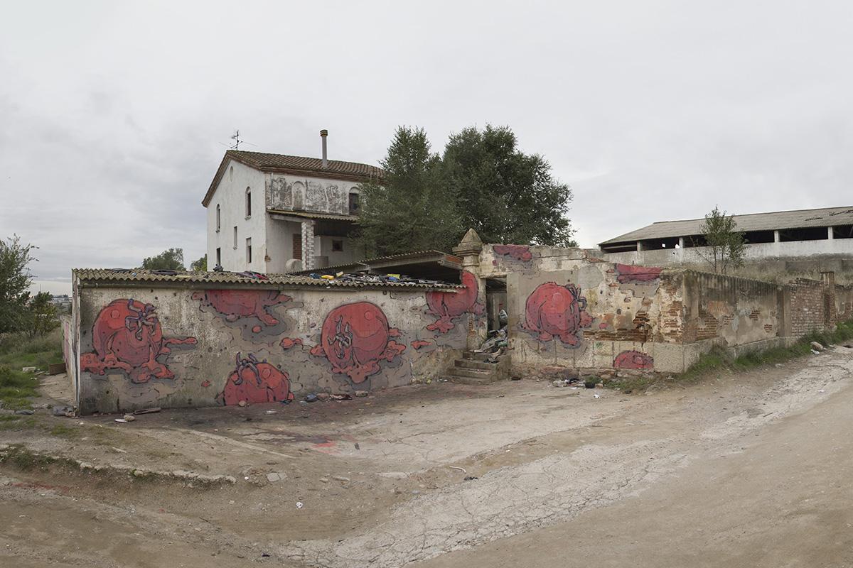 2012  Abandoned Factory,  Catalunya