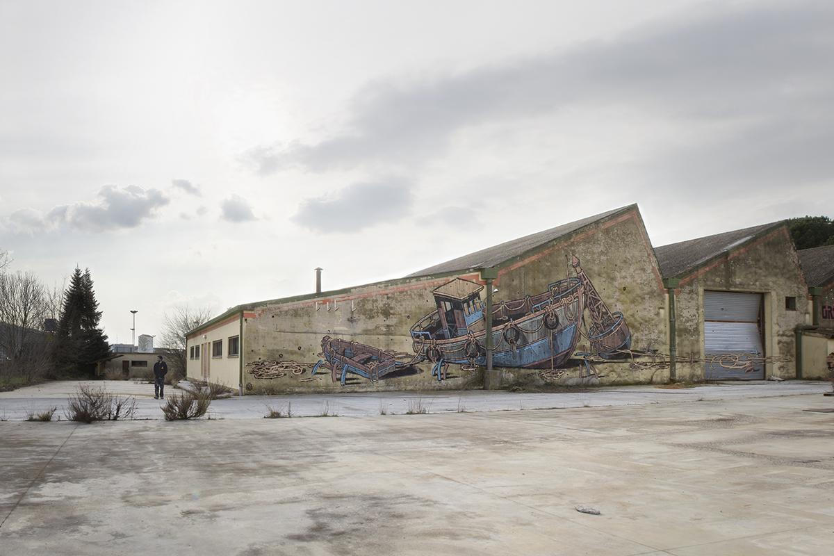 2013  Abandoned factory,  Catalunya.