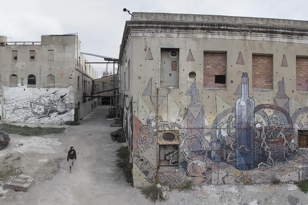 2013  Abandoned Factory,  Catalunya