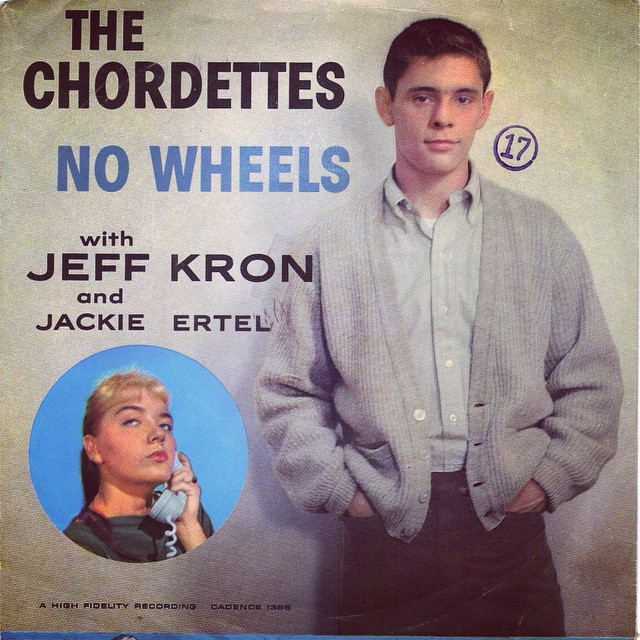 On the cover, Jacqueline Ertel Everly - yes, daughter to the eldest Chordette, Janet, and first wife to Phil Everly of the Everly Brothers.  This, and more @ www.chordettes.org. #chordettes #thechordettes #nyfa #helpnow #preserve #musichistory