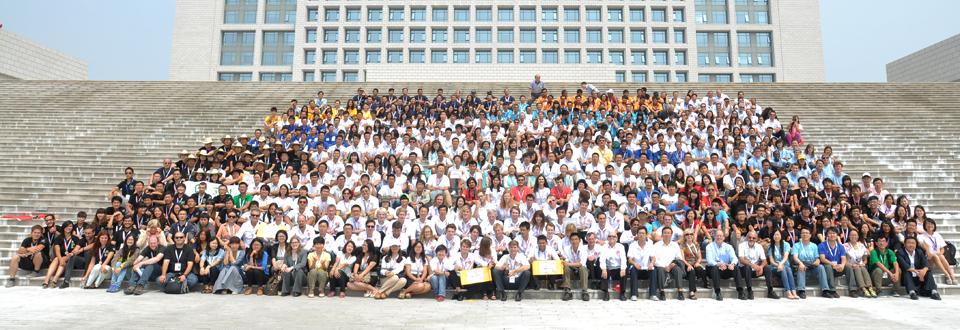 SD China Group Photo