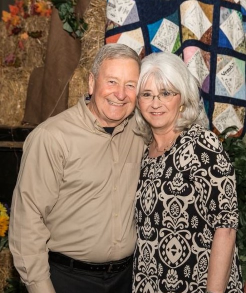 Col. and Mrs. T - you will be missed!