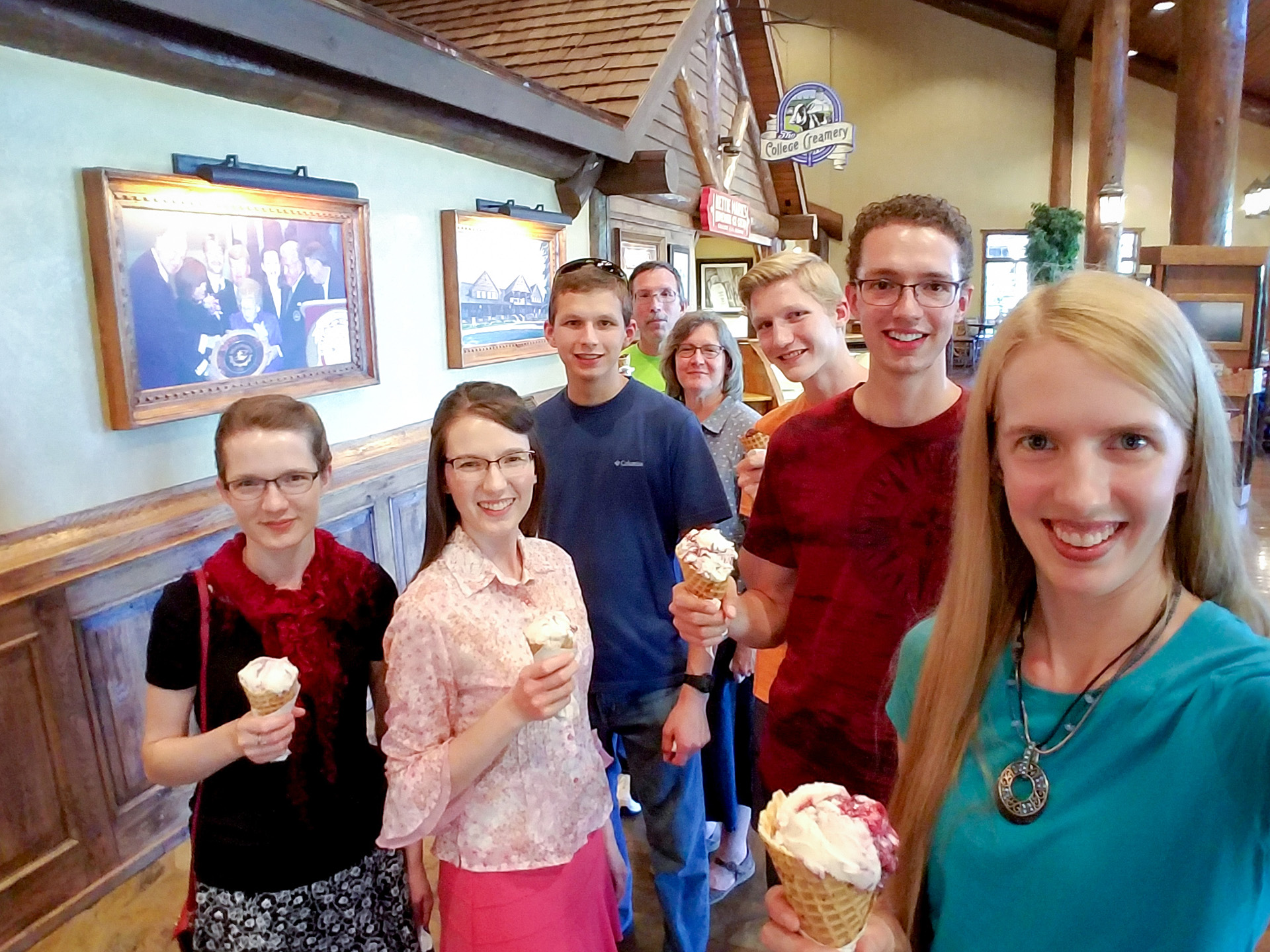 College Creamery Keeter Center Ice Cream Branson MO (2).jpg