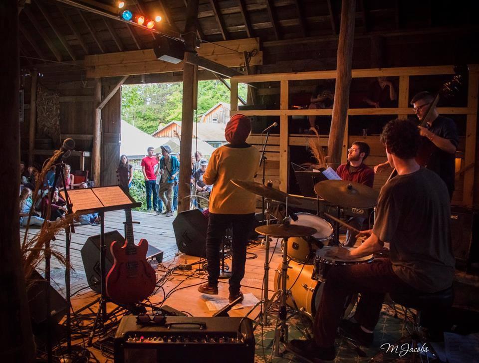 Earthwork Music Harvest Gathering. 2016