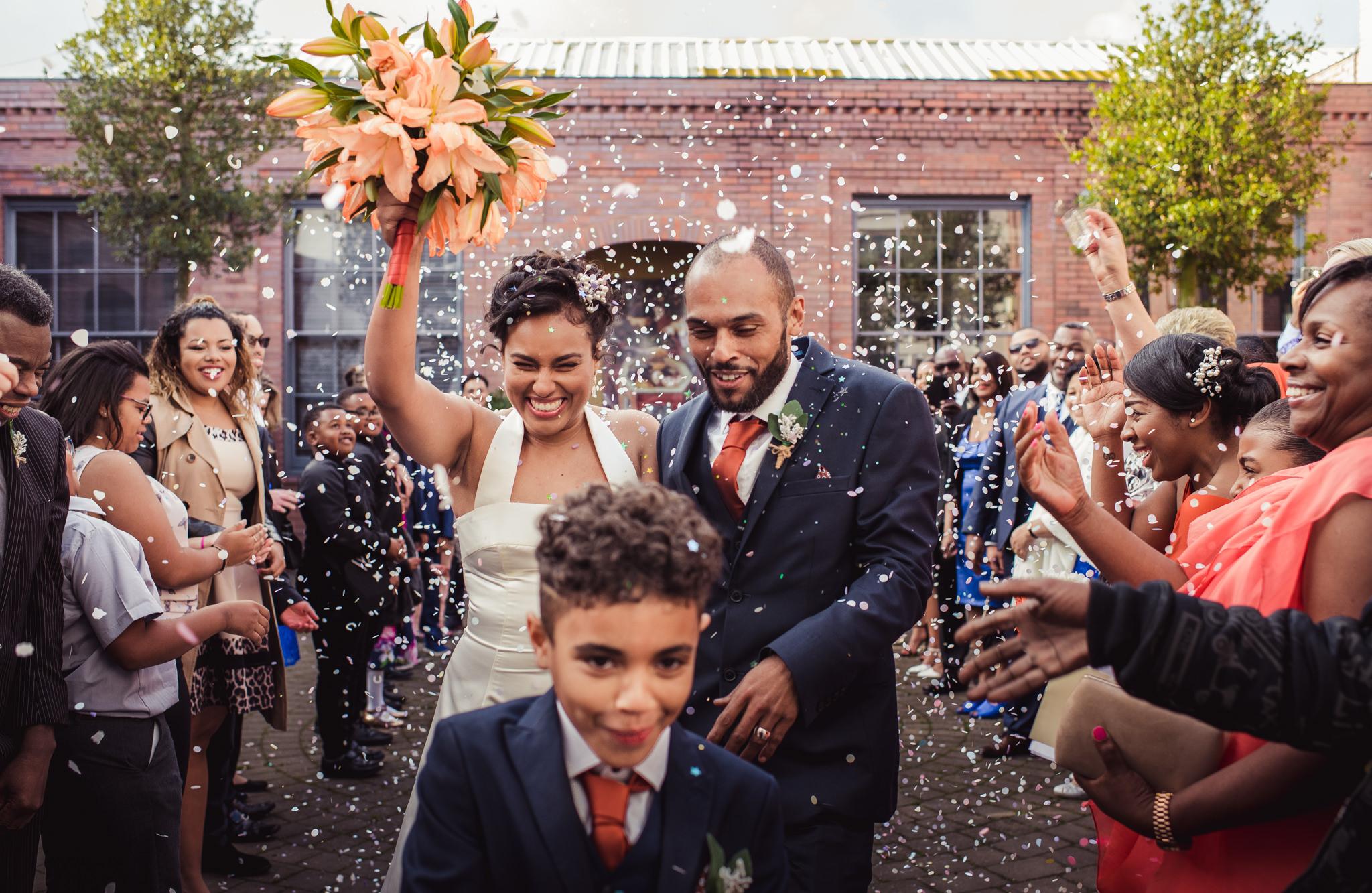 The Wedding of Diana & Jay