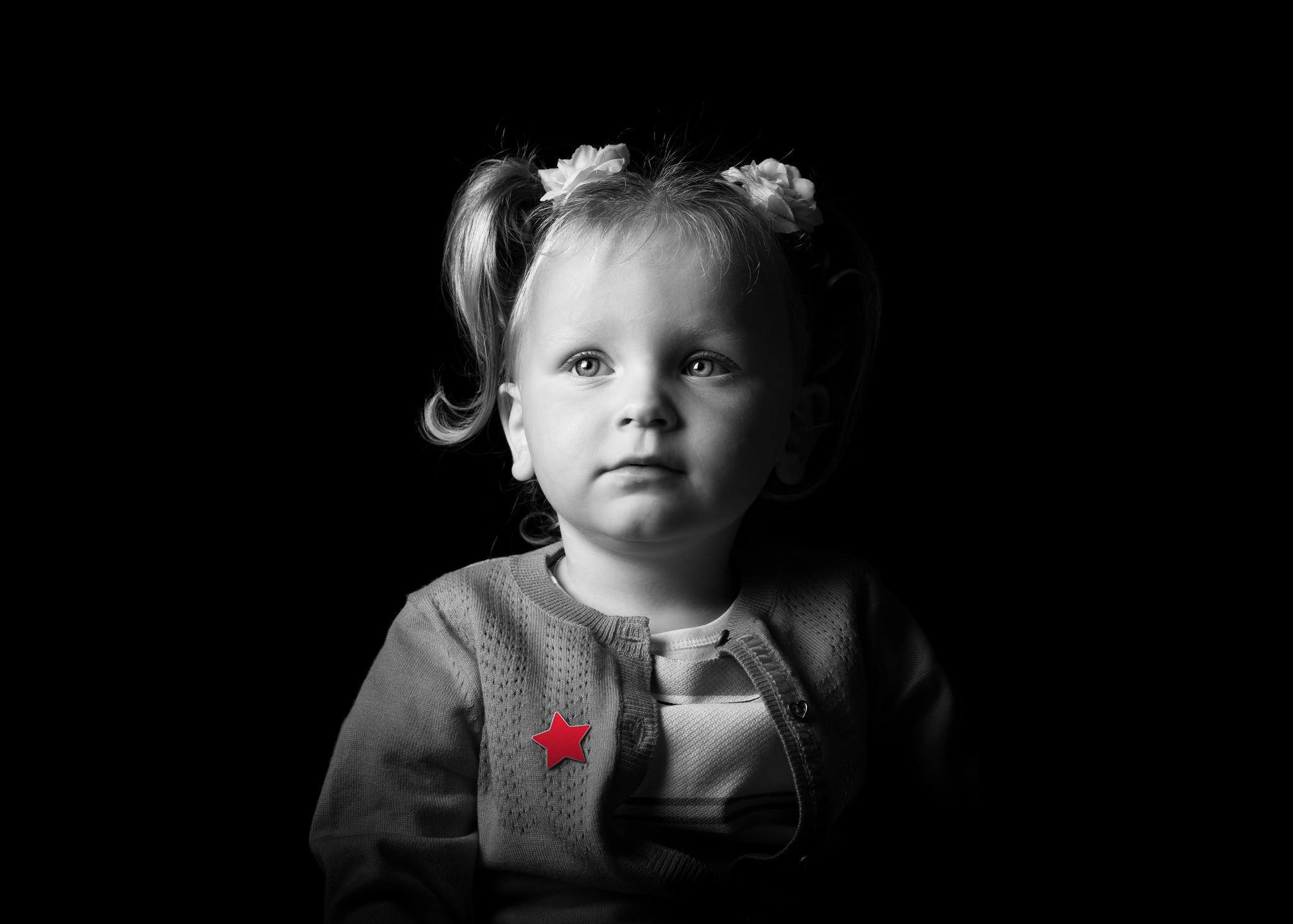 Kadie-Leigh (Age 2)