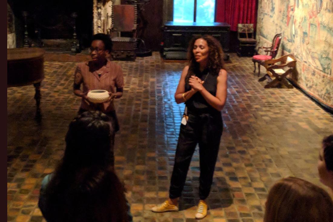 THU, MAY 17 // Third Thursday: Creative Play // .  Isabella Stewart Gardner Museum  · Boston, MA // 5:30-9PM. Photo by David Nelson