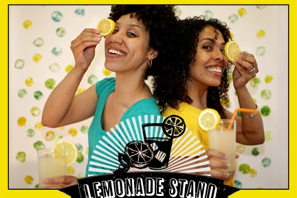 Lemonade Stand,     is Public Art Project by artists Elisa H. Hamilton & Silvia López Chavez, made possible by the New England Foundation for the Arts' Creative City Program, with funding from The Barr Foundation.    lemonadestandboston.blogspot.com