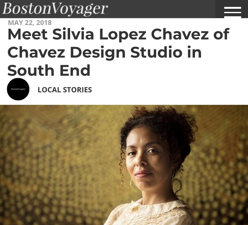 Boston Voyager Magazine Interview