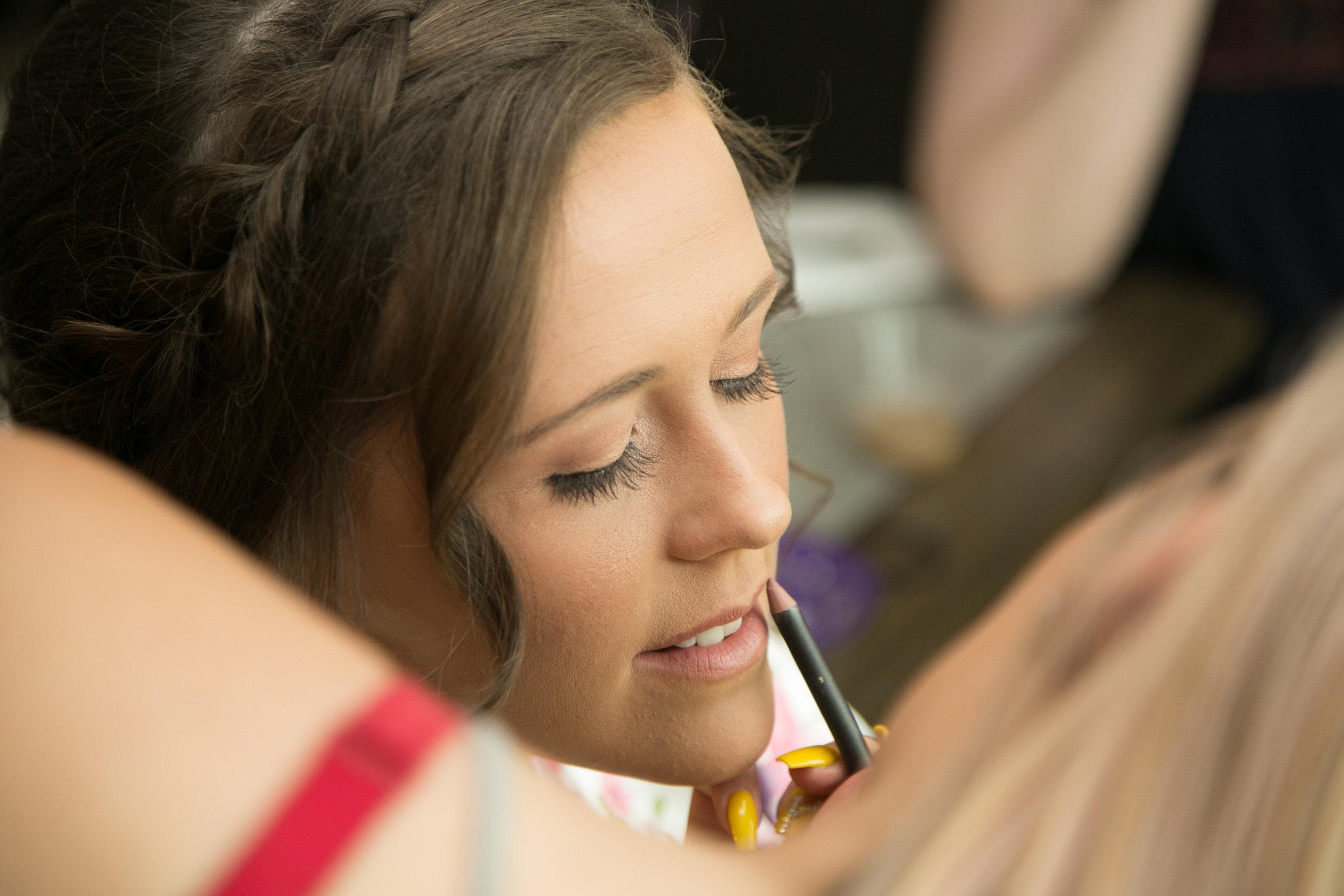 minneapolis bridal make up
