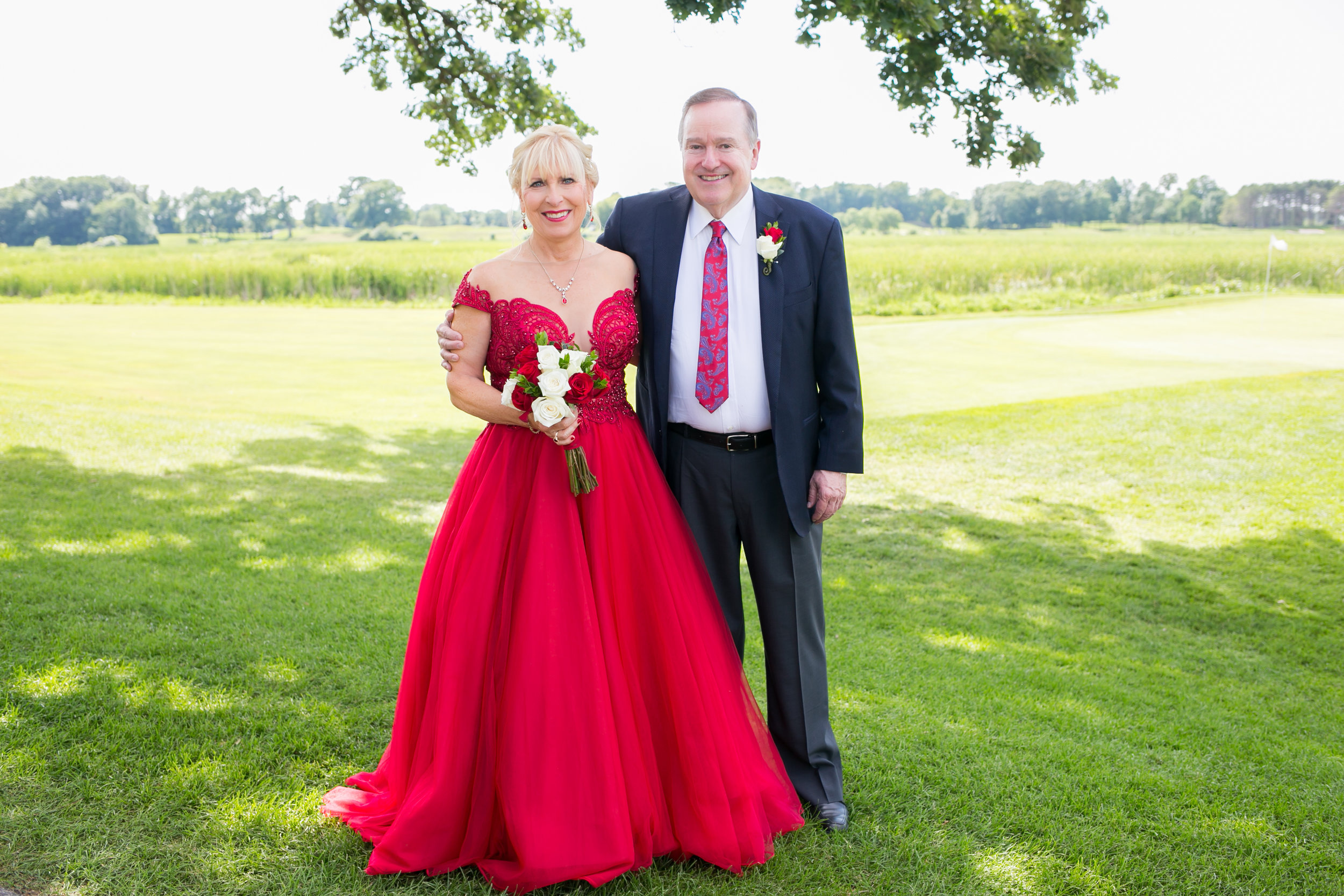 Rush Creek Golf Club Wedding Maple Grove MN