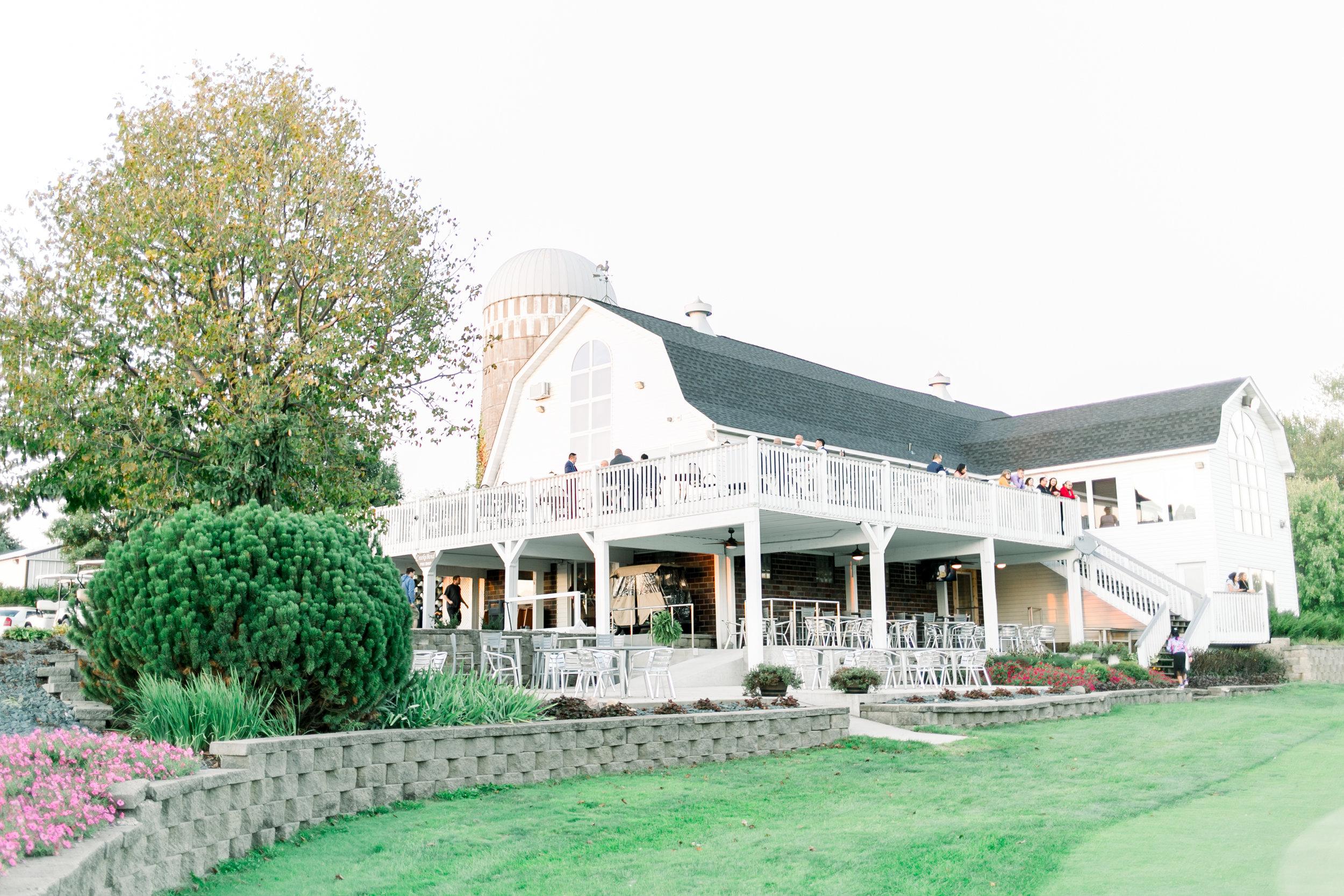 Creeksbend Golf Course Wedding New Prague, MN