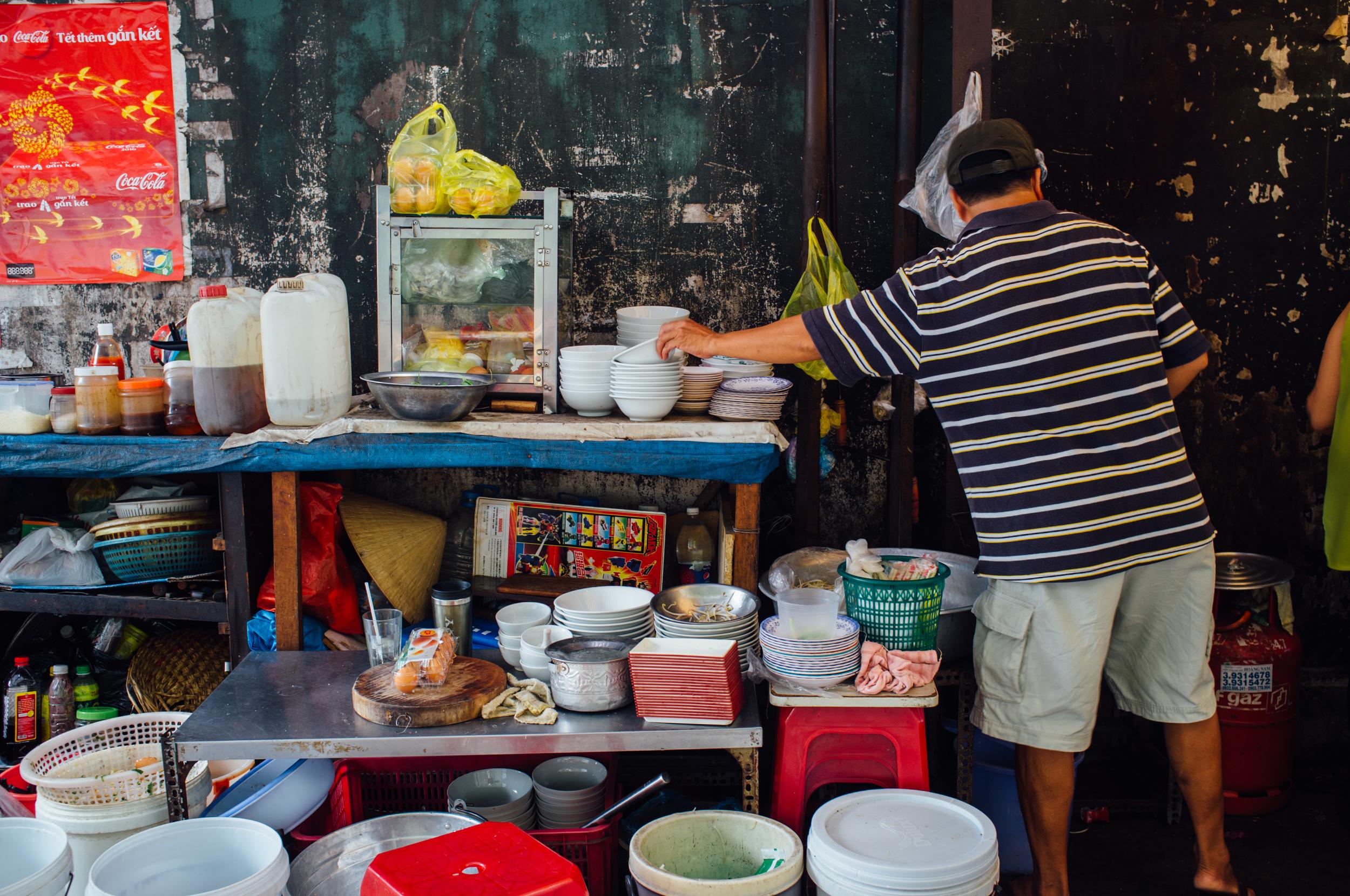Saigon: a pretty legit operation