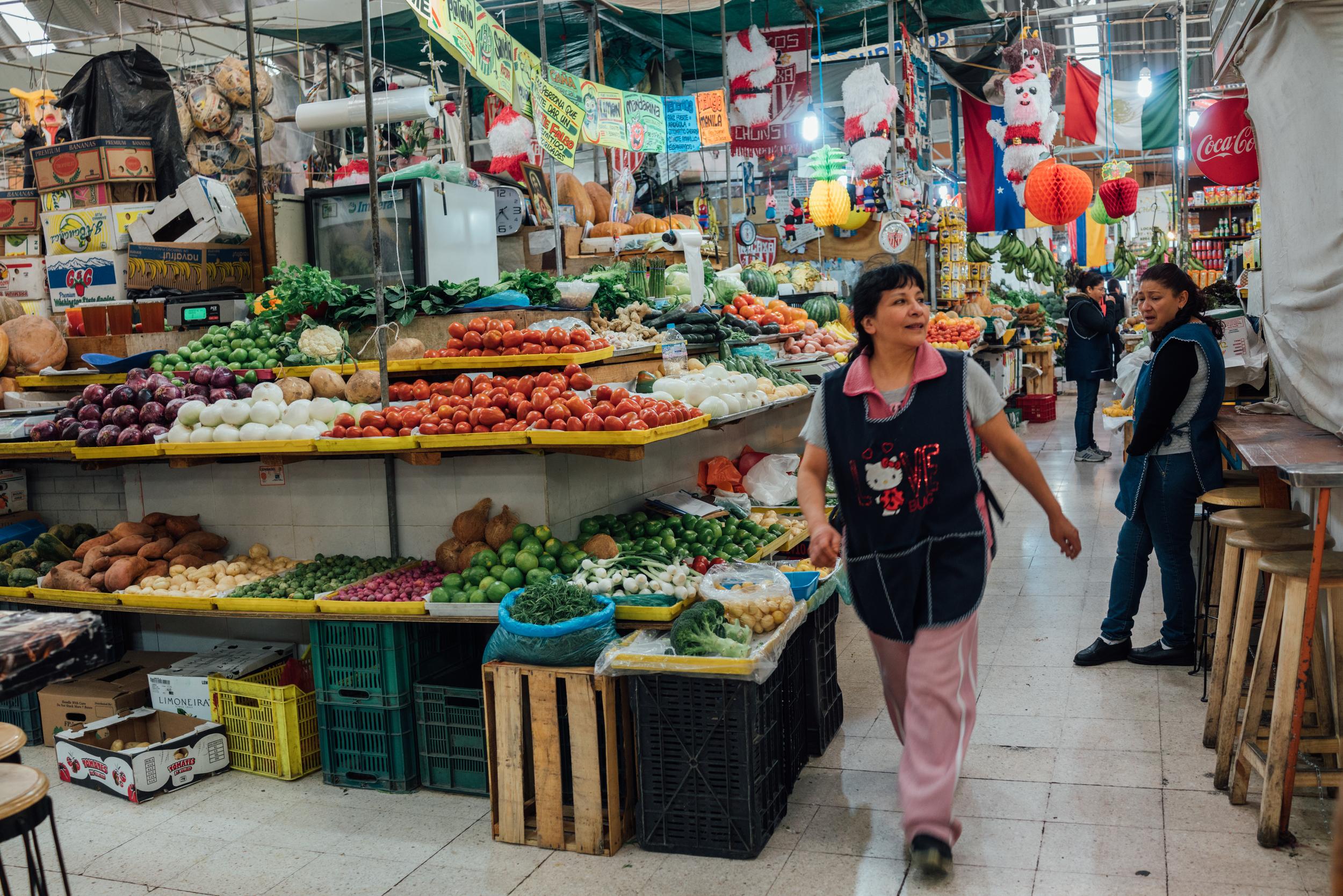 Mercado de Medellin
