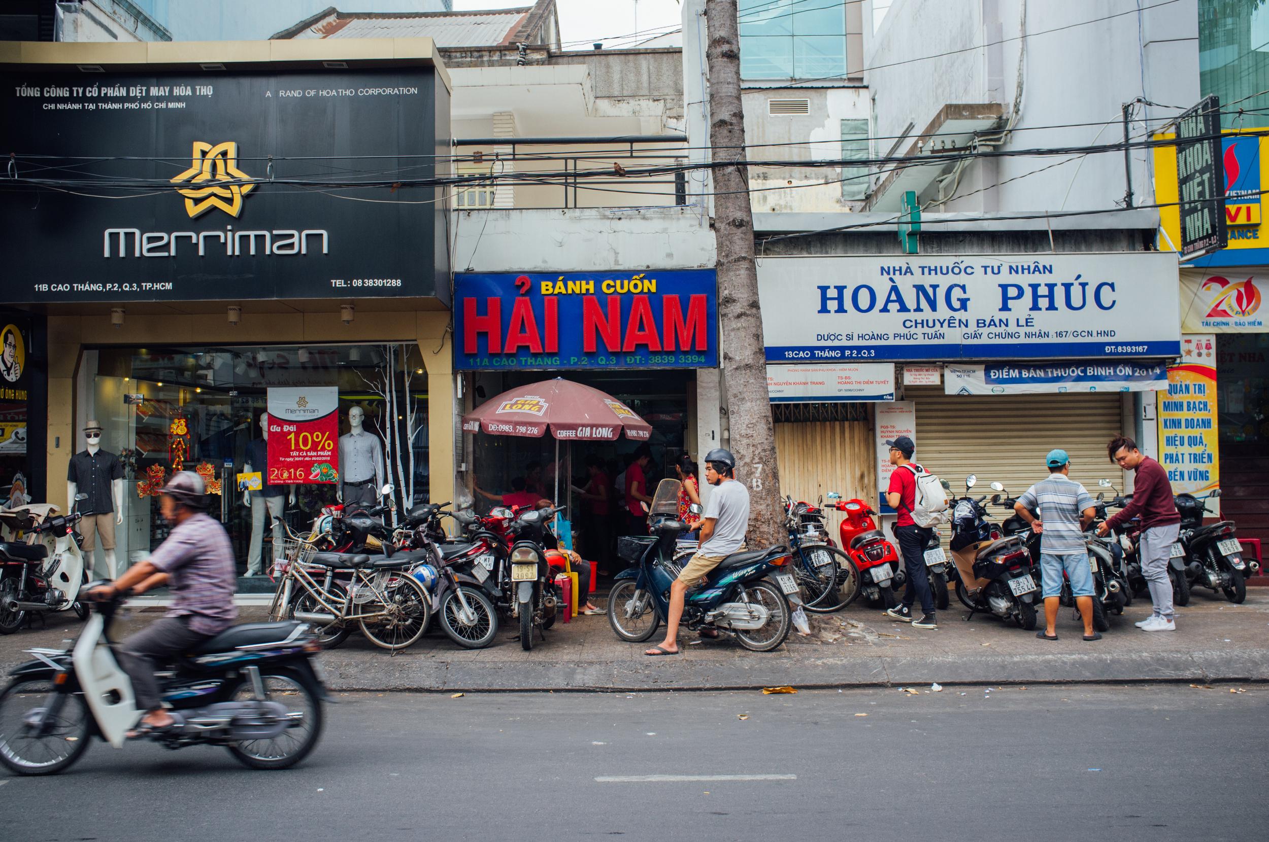 Bánh Cuốn Hải Nam