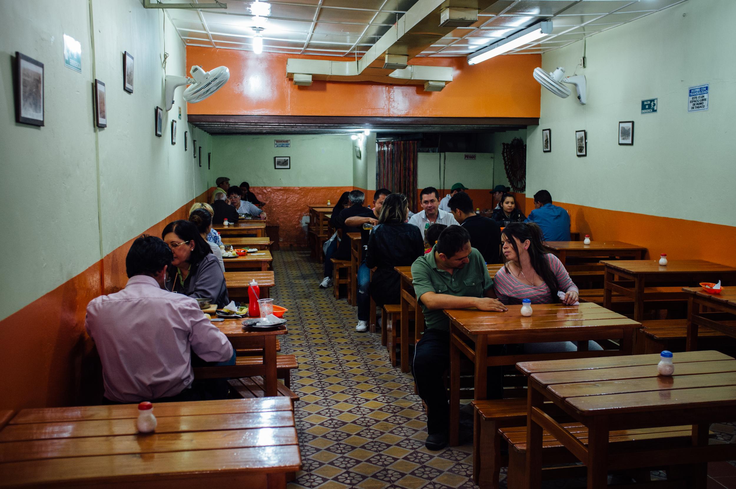 sopa de mondongo  restaurant
