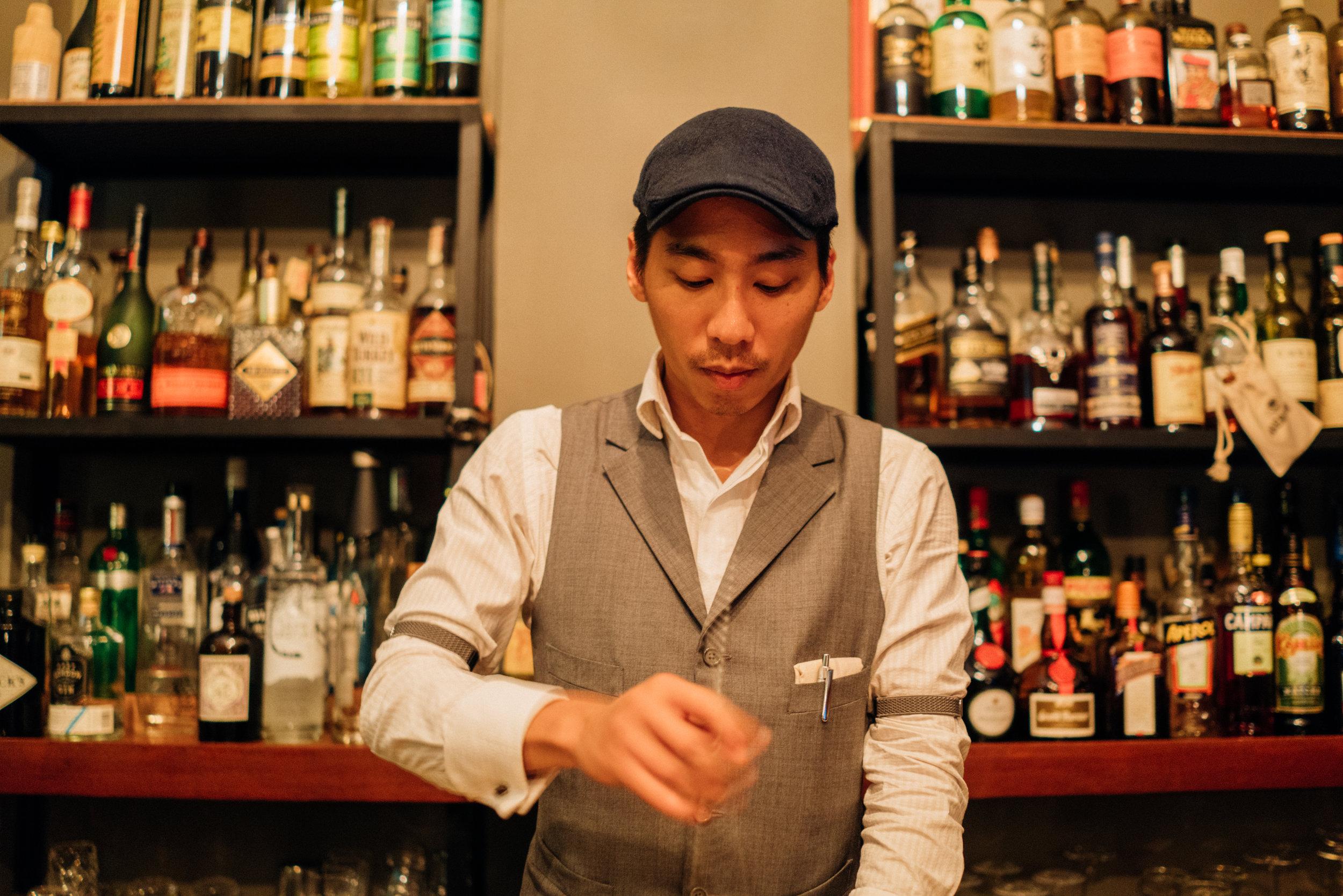 Anthony Zhong of Shin Gi Tai