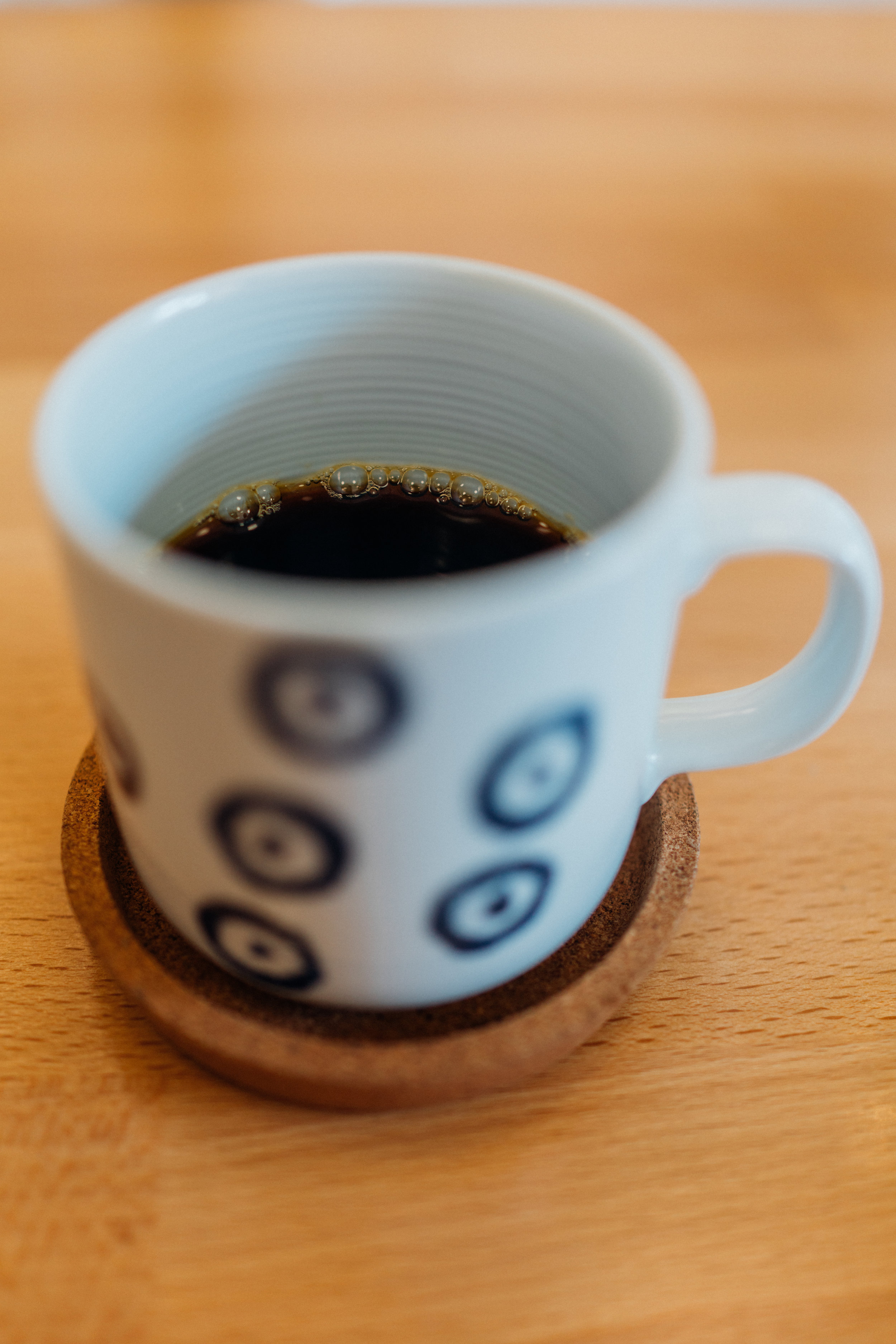 A pourover at Common Room