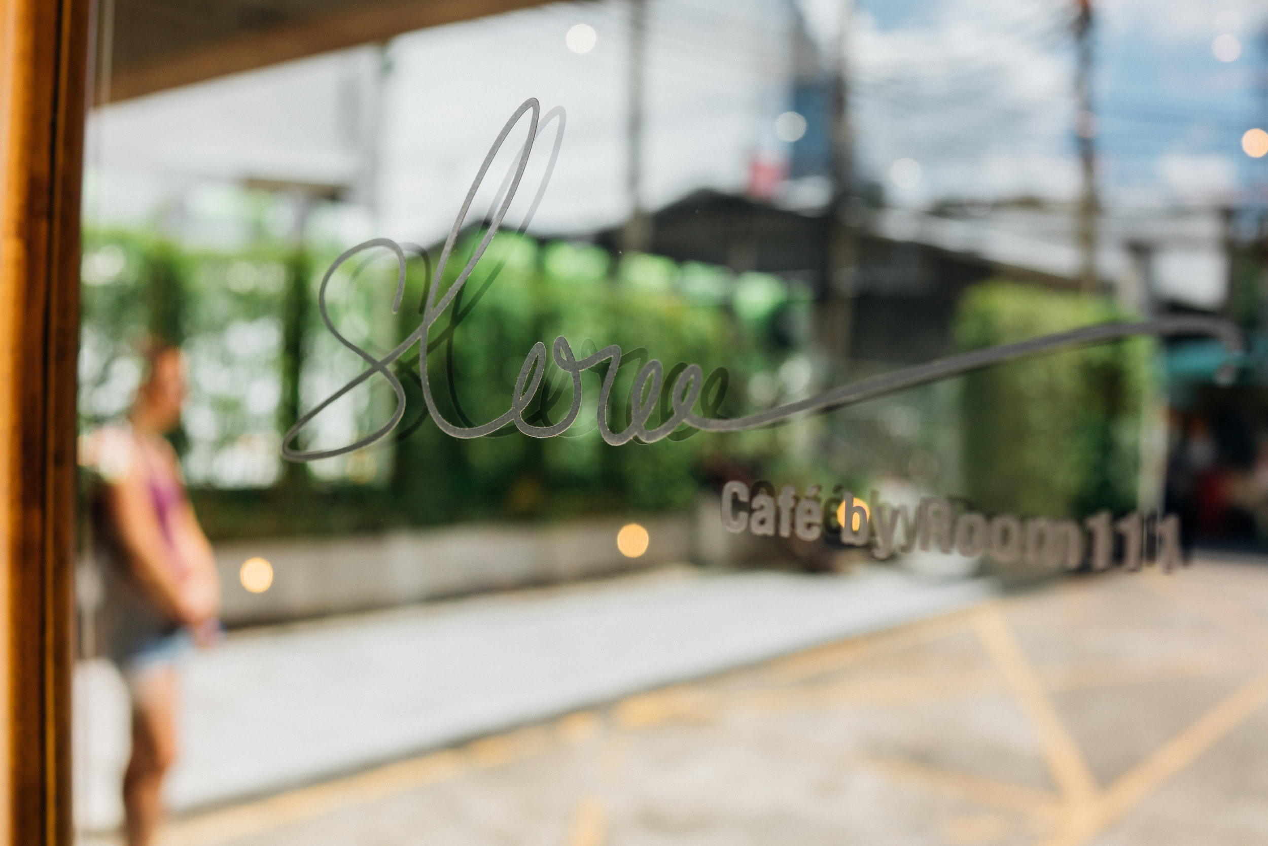 Slow Cafe by Room 111 in Bangkok
