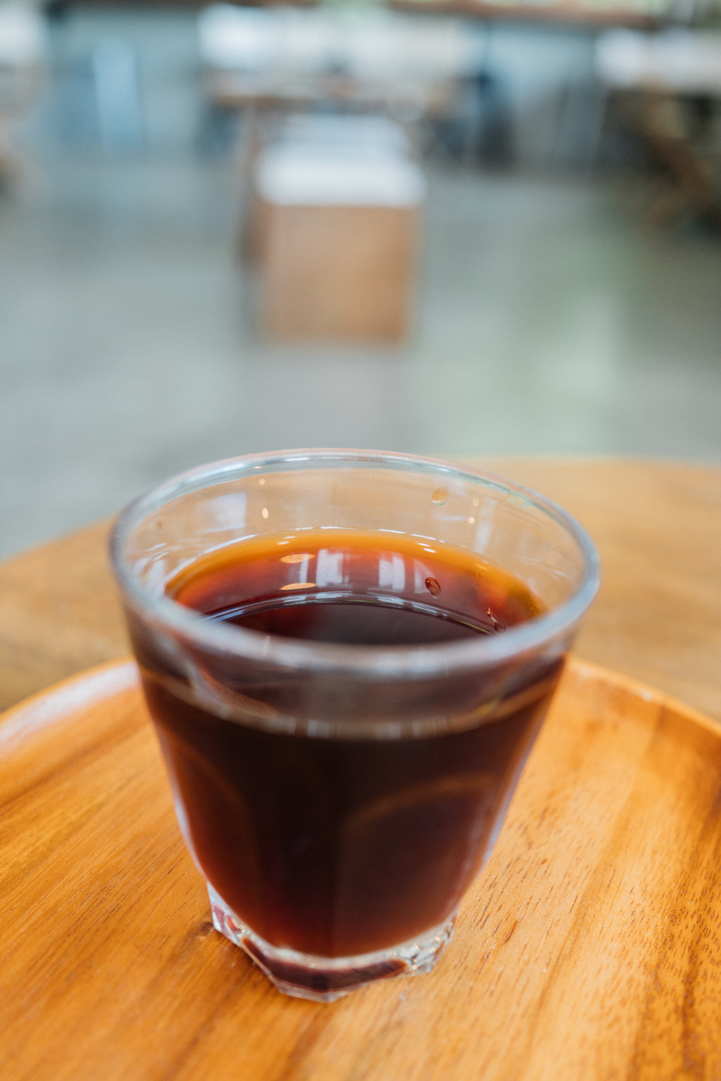 Cold-brew at Slow Cafe