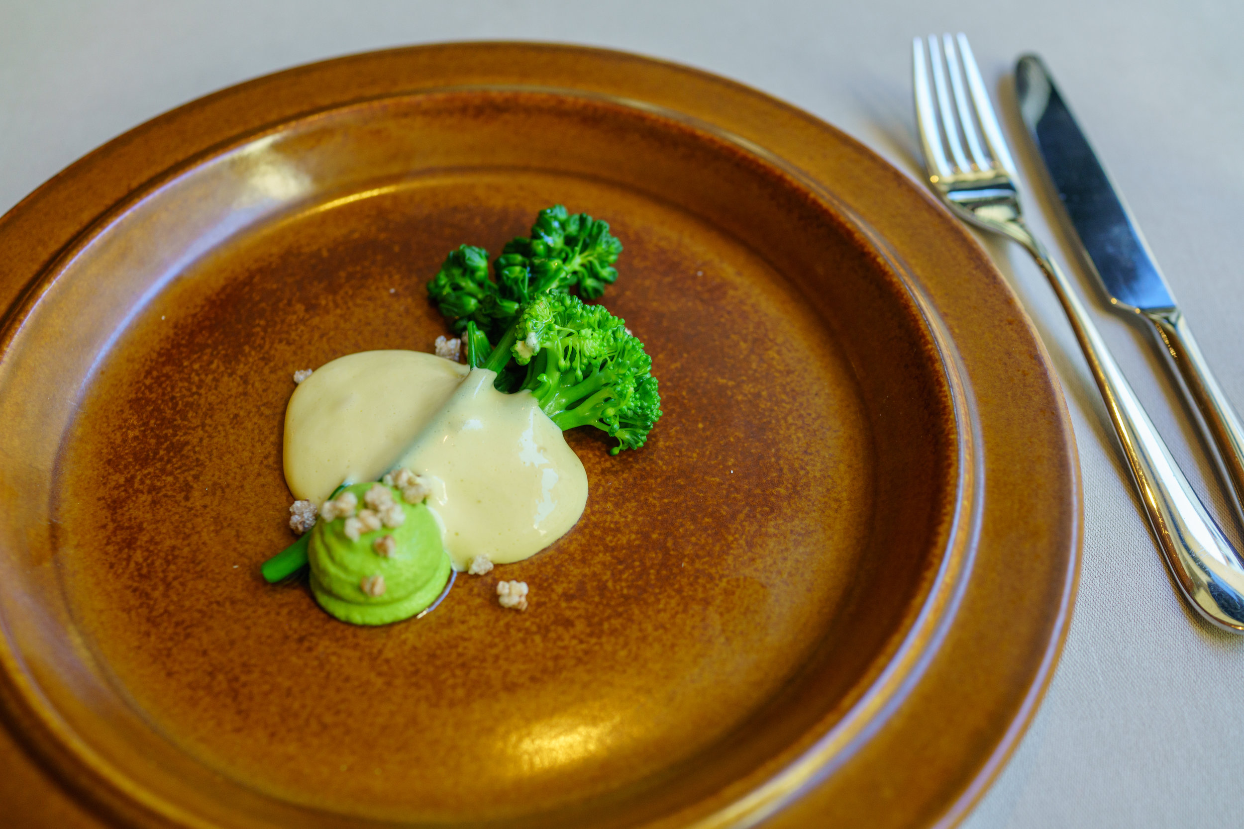 """Broccoli & Butter"""