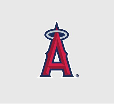 Angels Baseball Logo