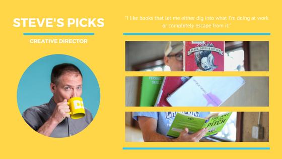 Steve's favorite books