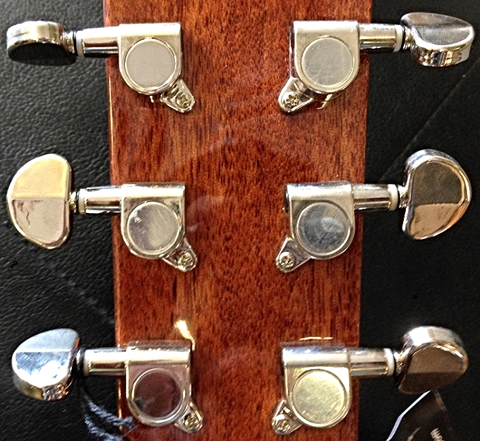 Sealed Tuning Keys