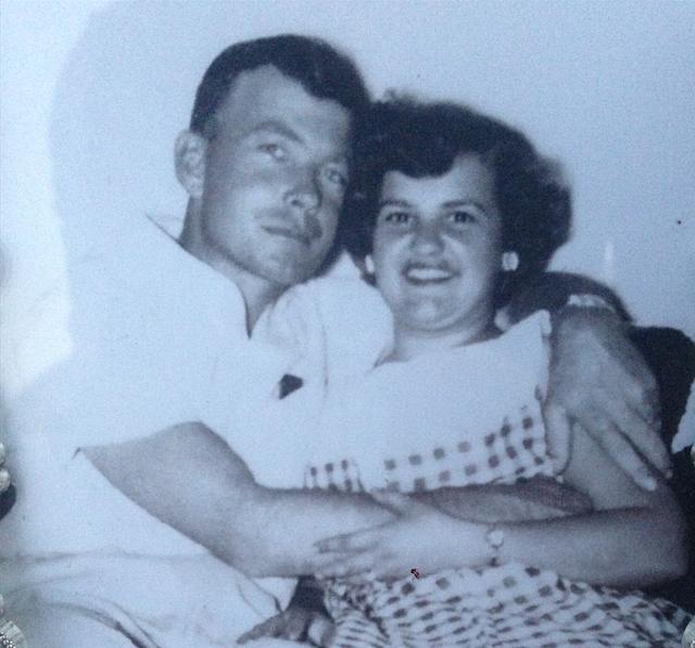 Papa and Gran Gran