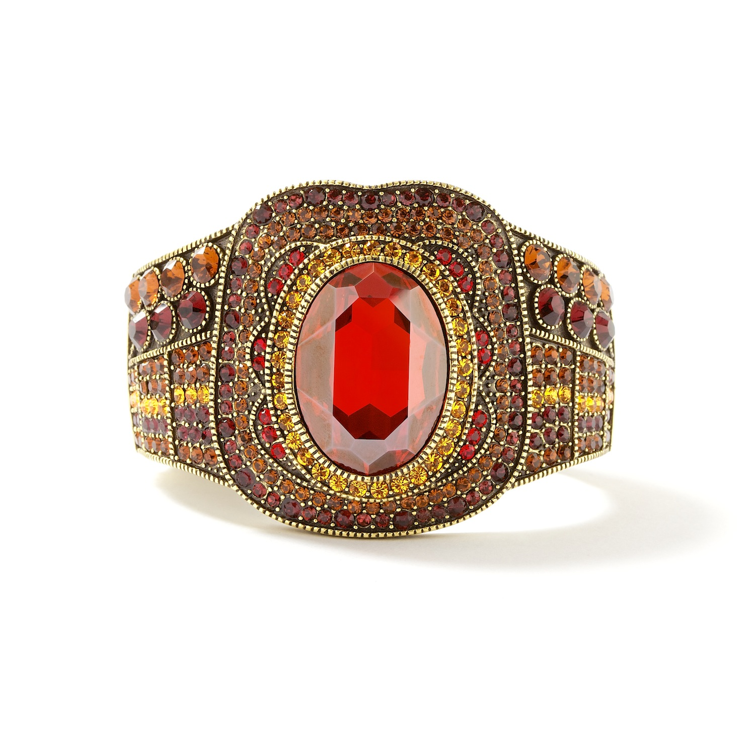 Padparacha Indian Bangle