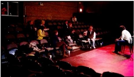 """21st century sideshow  Rehearsal"""
