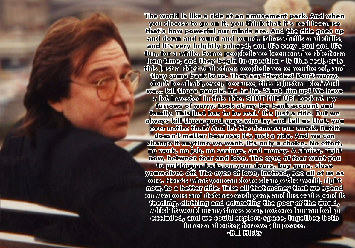 Bill Hicks Just a Ride Roller Coaster.jpg