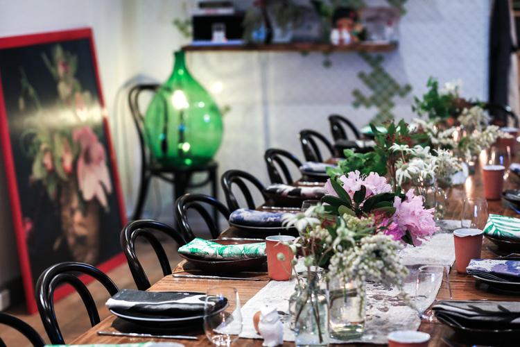 Kinfolk: At The Table Dinner