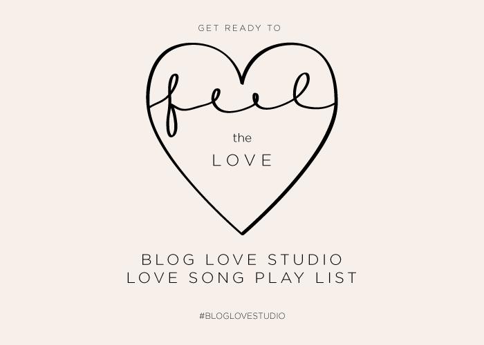 Blog Love Song Play List