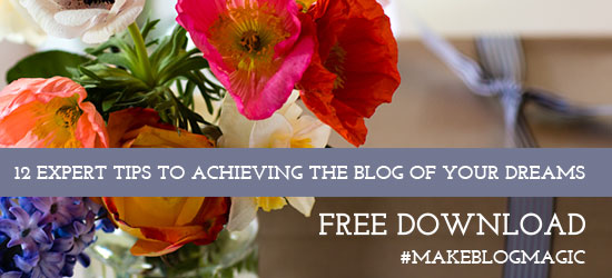 12 Tips To Achieving The Blog Of Your Dreams