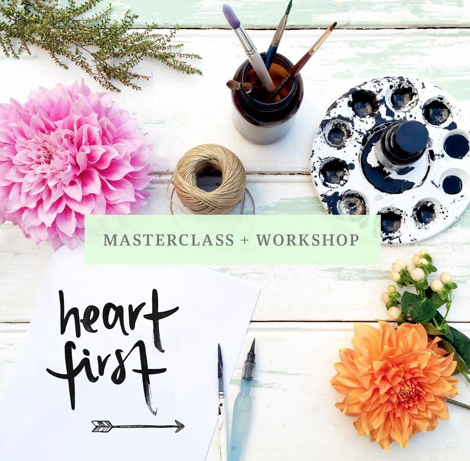 Heart First Sydney Workshop