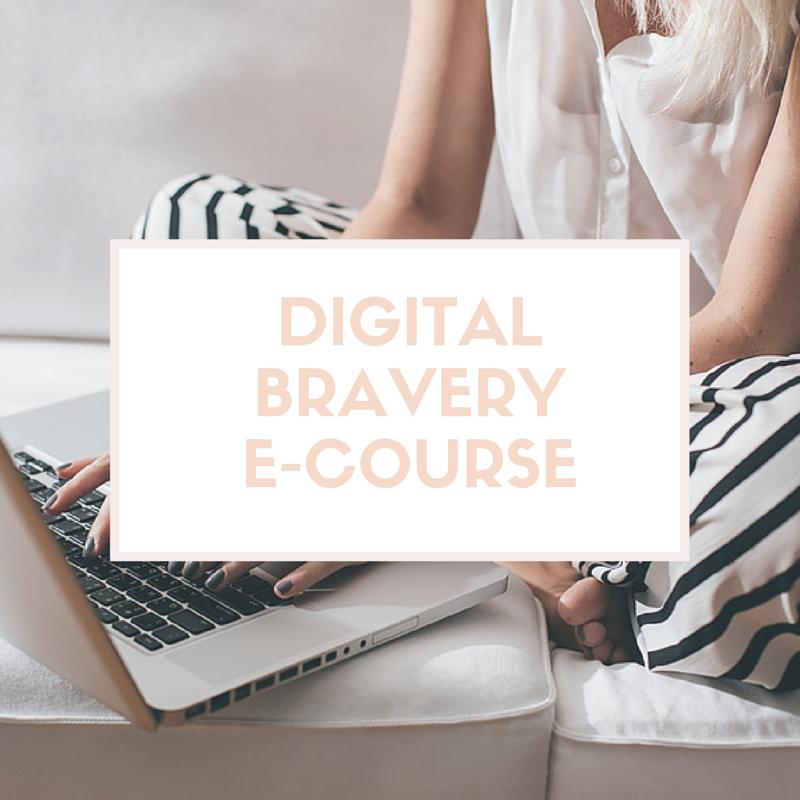 Digital Bravery ECourse
