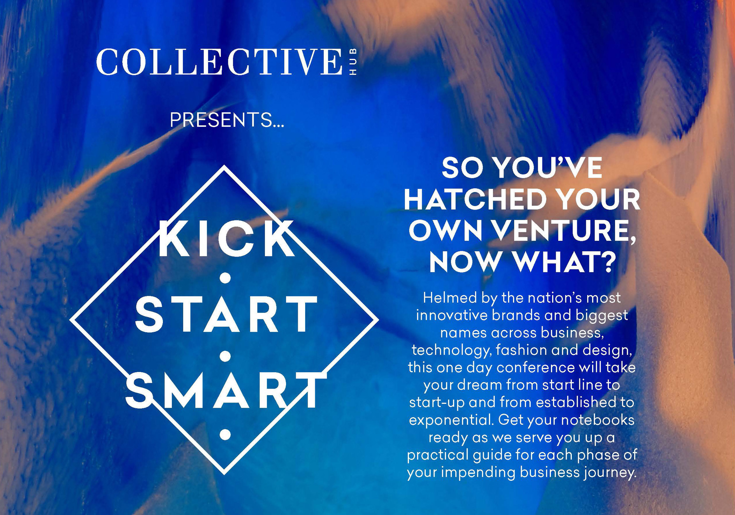 Kick Start Smart + Blog Society