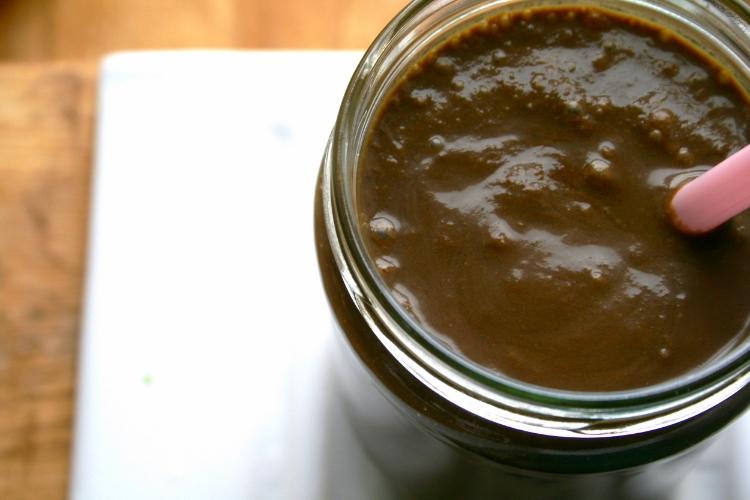 chocolategingersmoothie