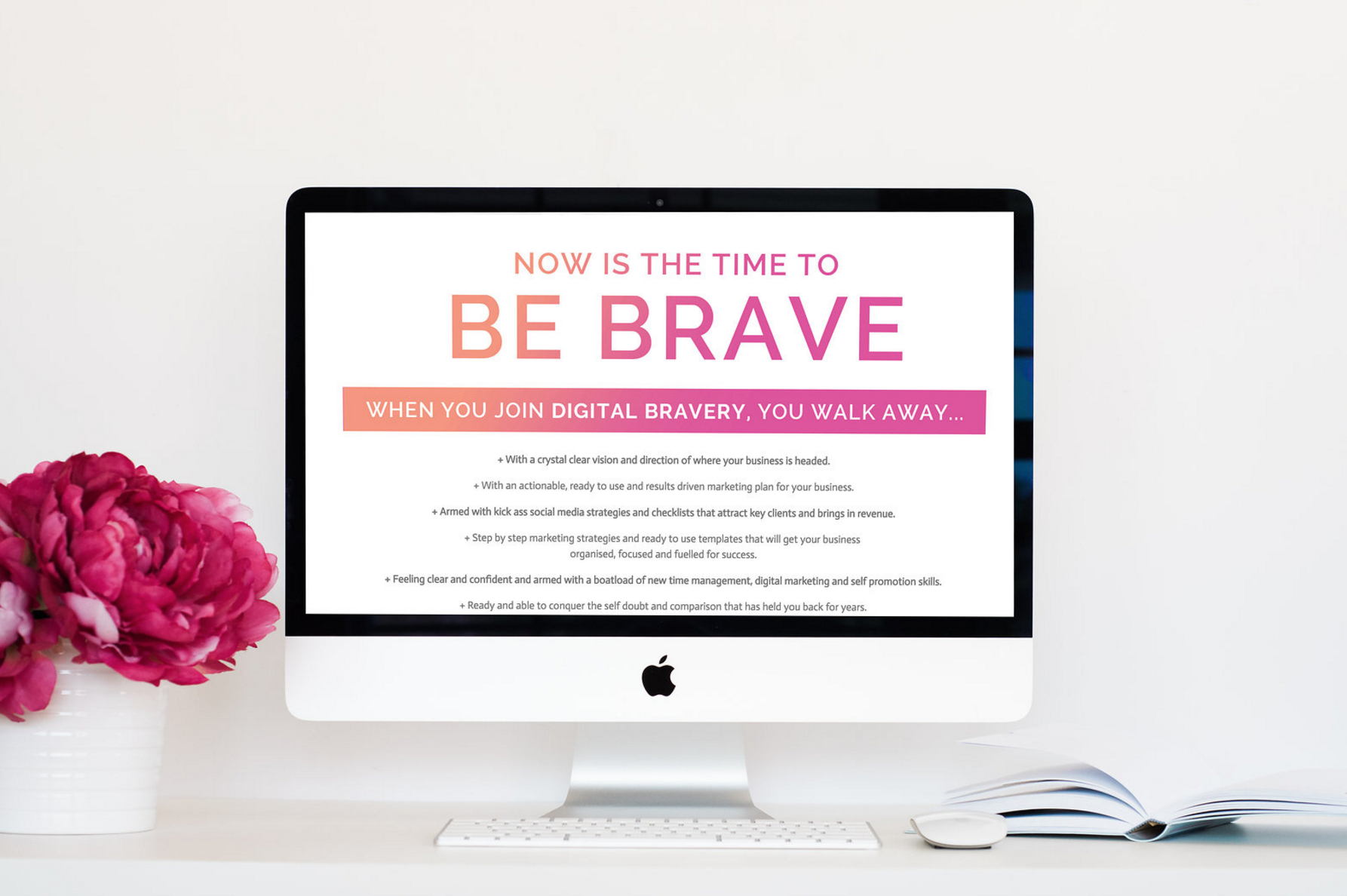 Digital Bravery Ecourse