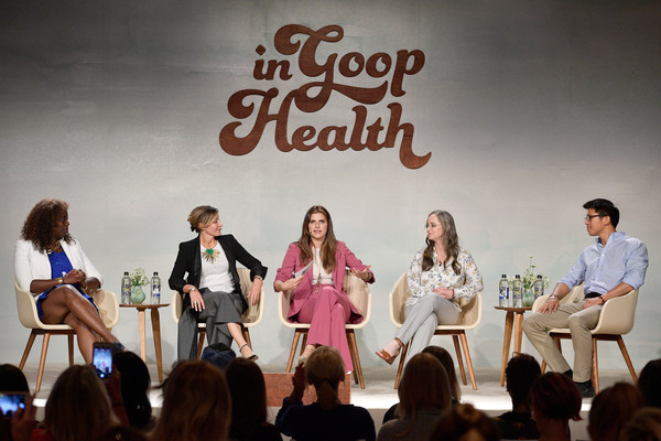 CBD for Wellness - Featured Speaker for Gwyneth Paltrow's Premier Wellness Event.