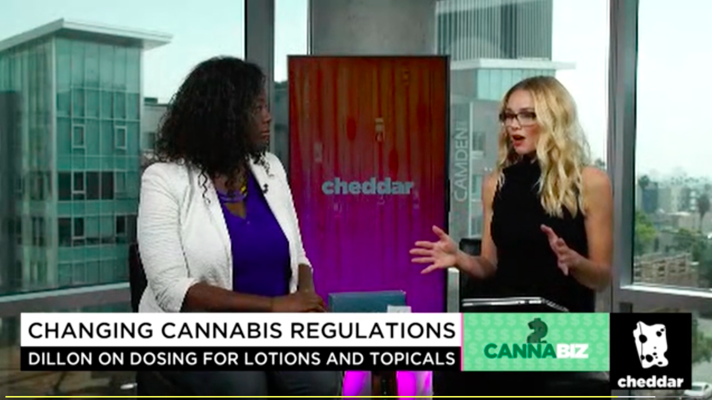 TV Interview on Cannabis & Wellness  -