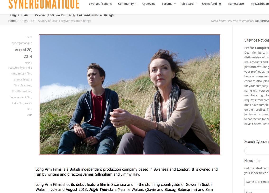 Article published on Synergomatique website.