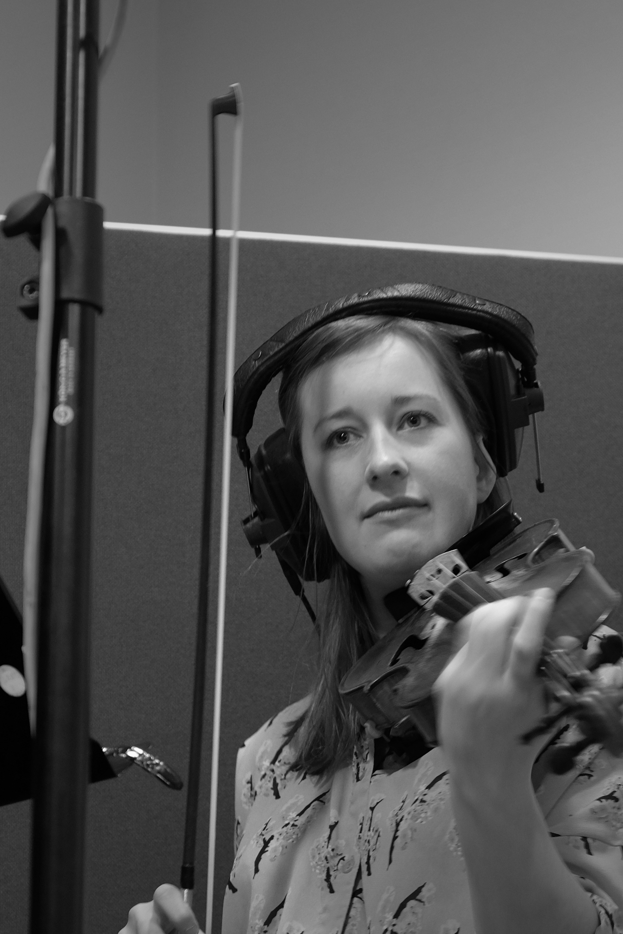 Shona Mooney - fiddle and composition