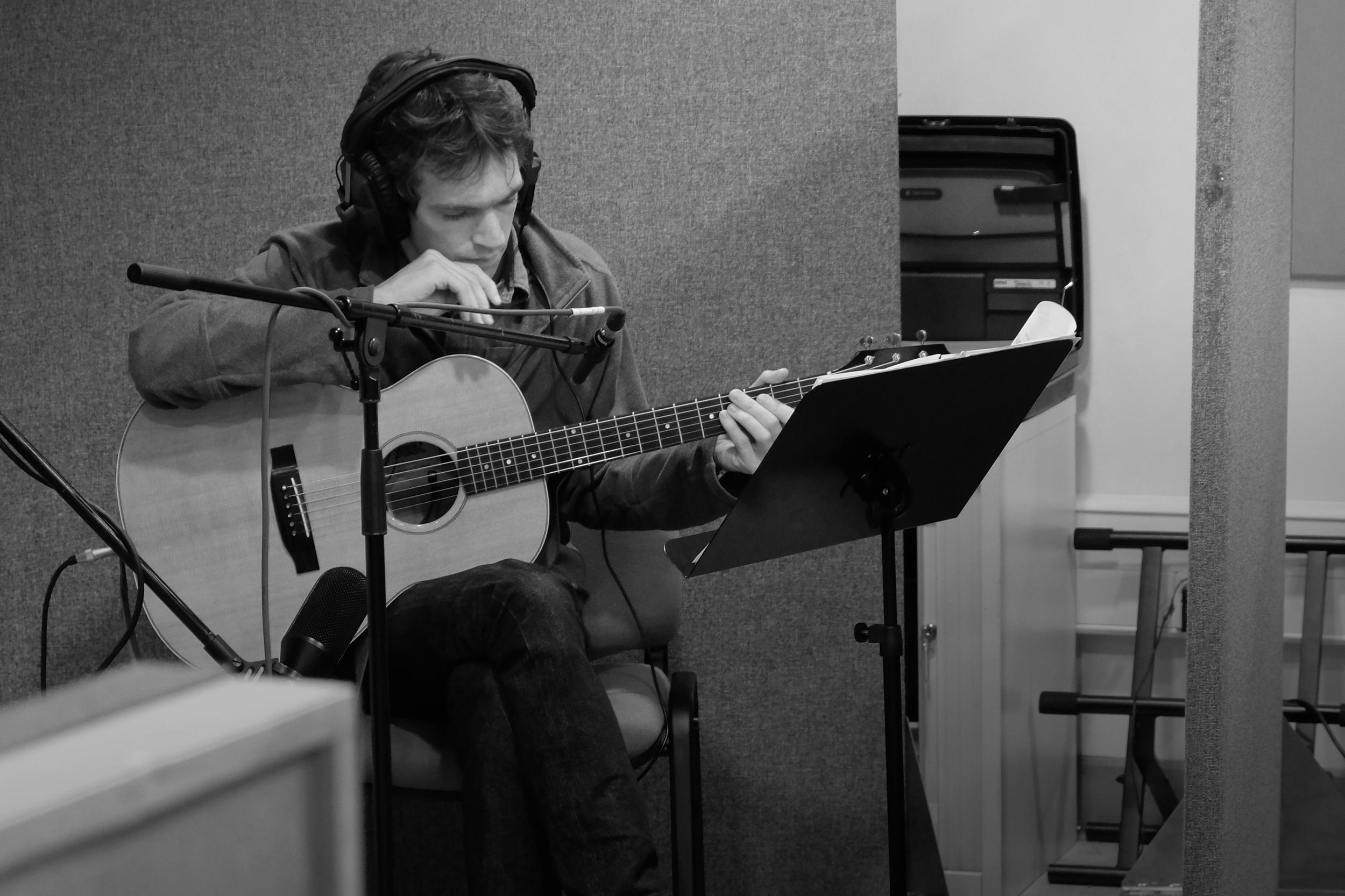 Andy Watt - guitar and mandolin