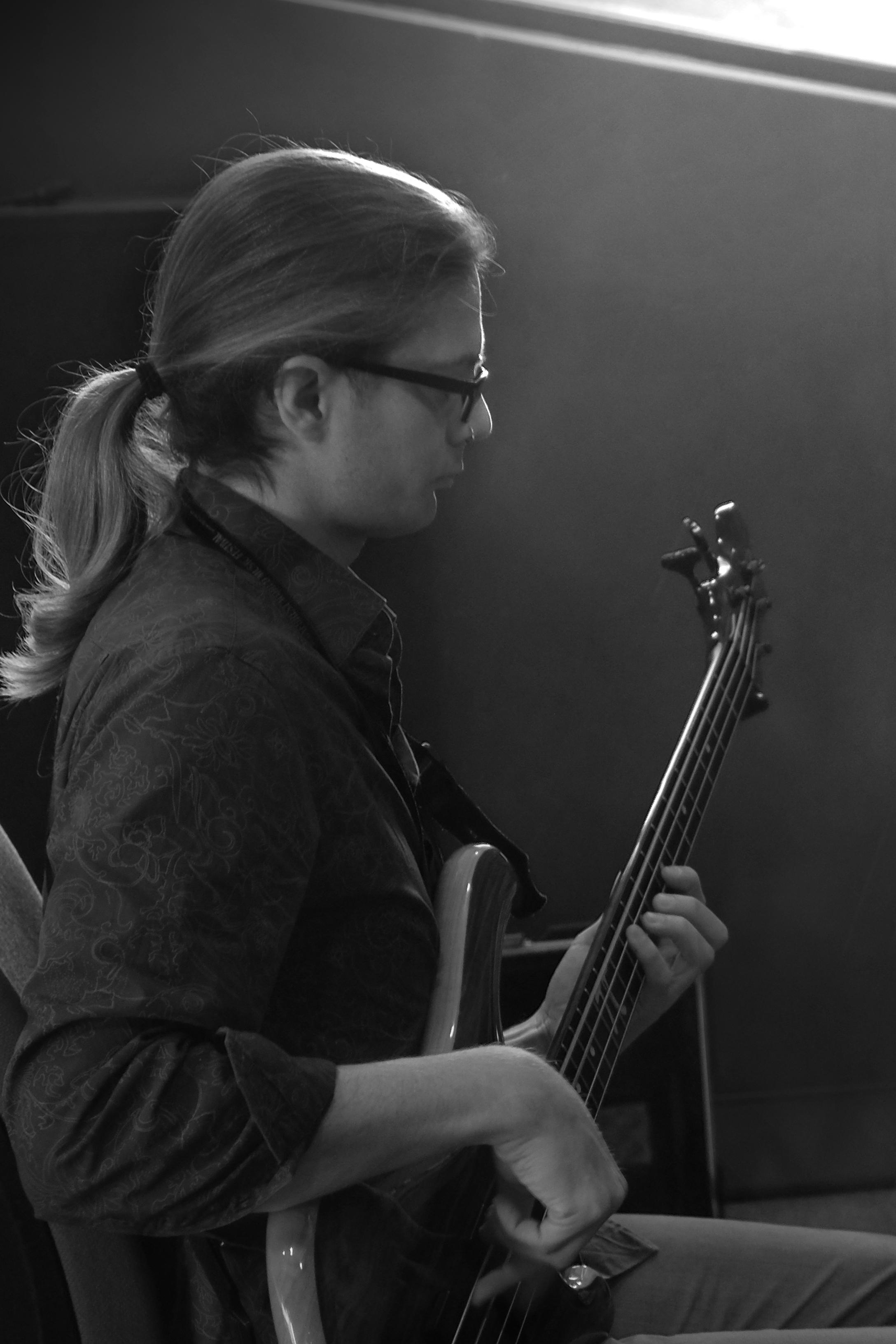 David de la Haye - Bass andelectronics
